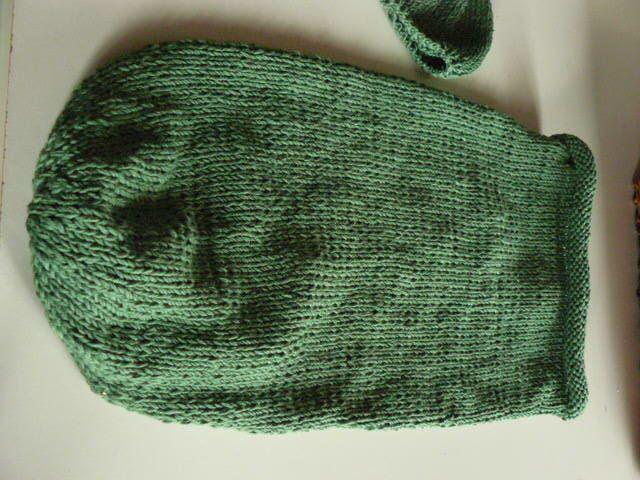 Cocon de naissance ou chaussette d'emmaillotage ?