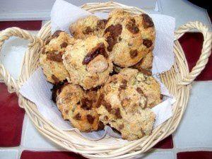 Cookies Briochés au lapin de Paques...