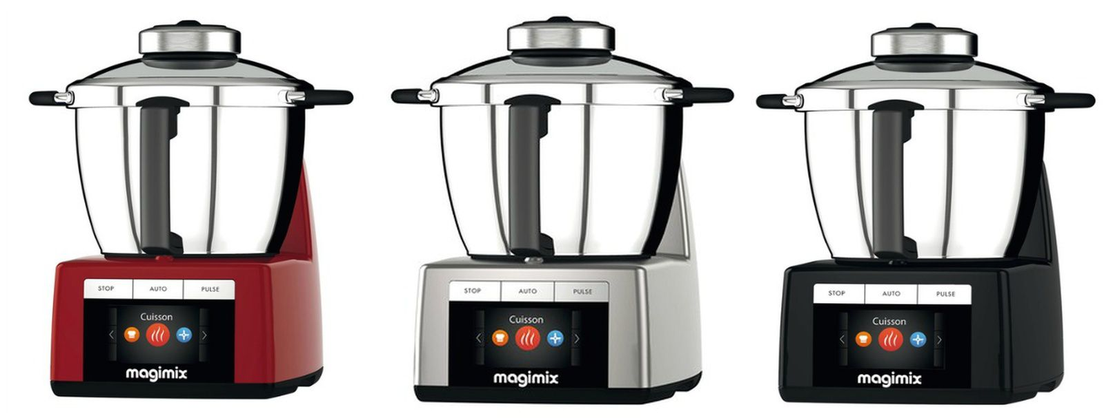 Difference Magimix Et Thermomix magimix cook expert ou thermomix? comparaison test robot