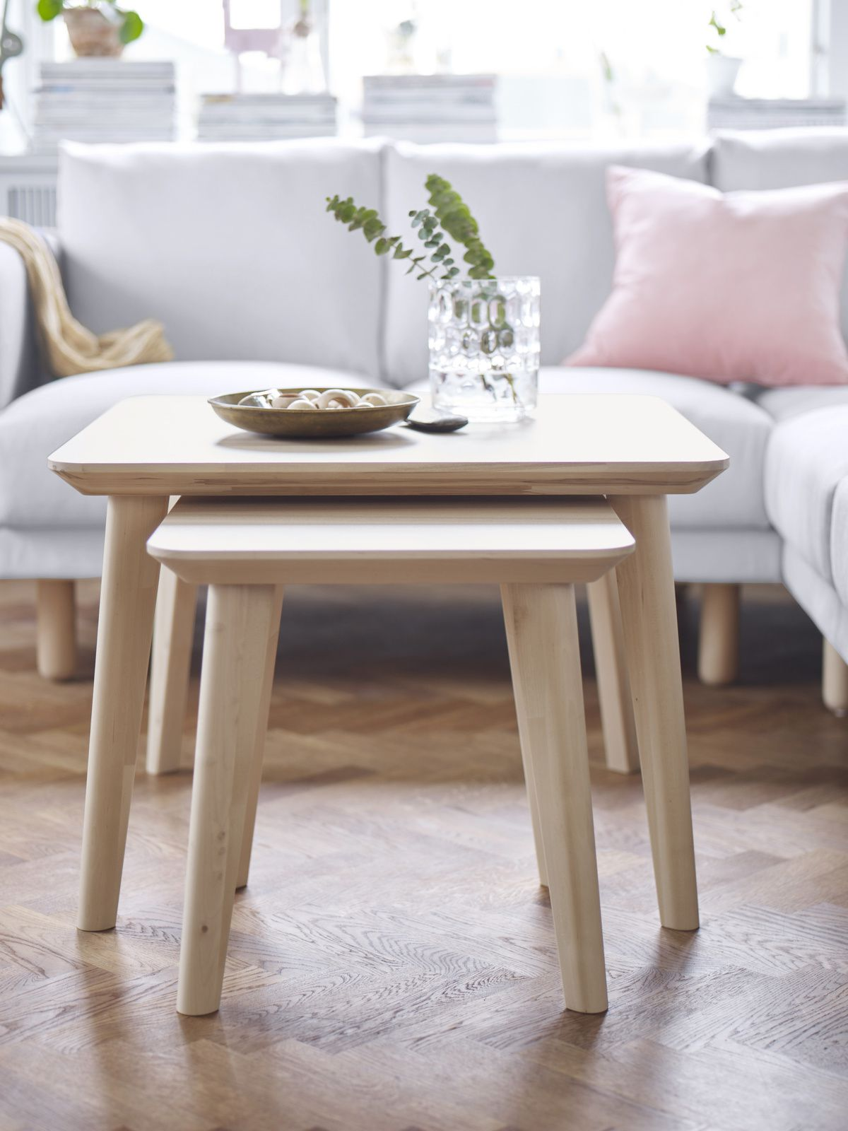 Table Basse Jardin Bois Ikea table basse ikea hemnes ou lisabo - fashion maman