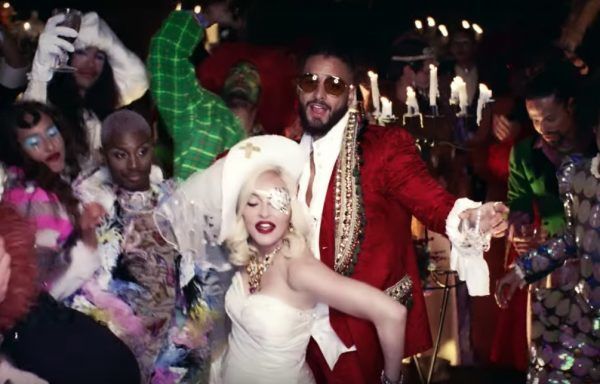 Watch Madonna's new music video Medellín with Maluma