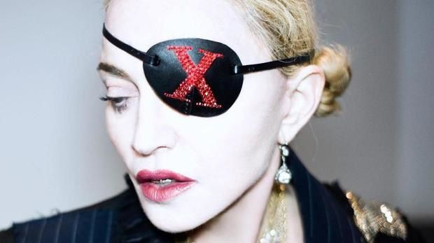 "Details of Madonna's new ballad ""I Rise"" from Madame X"