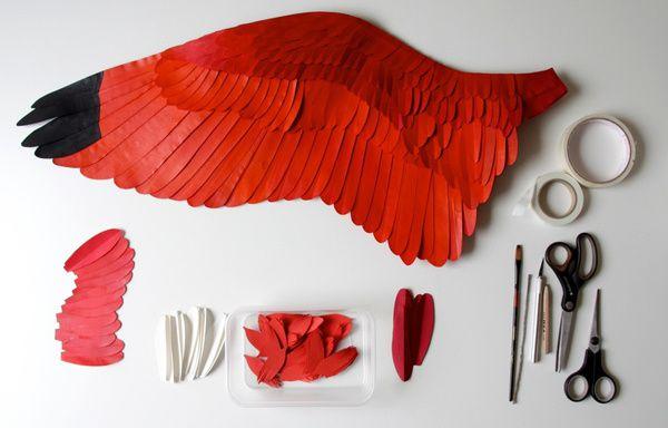 Diana Beltran Herrera une autre artiste du papier