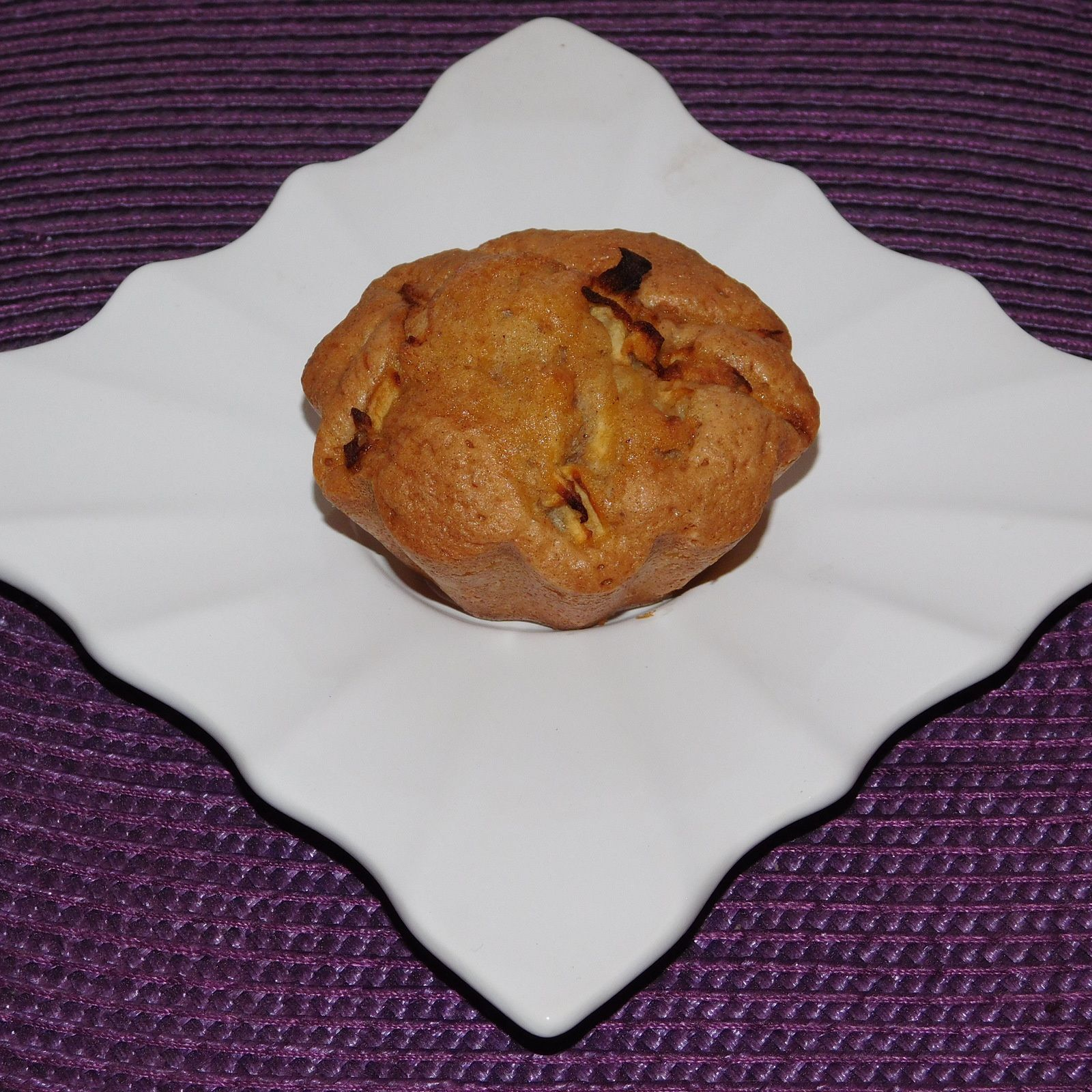 Cake pomme-cannelle.