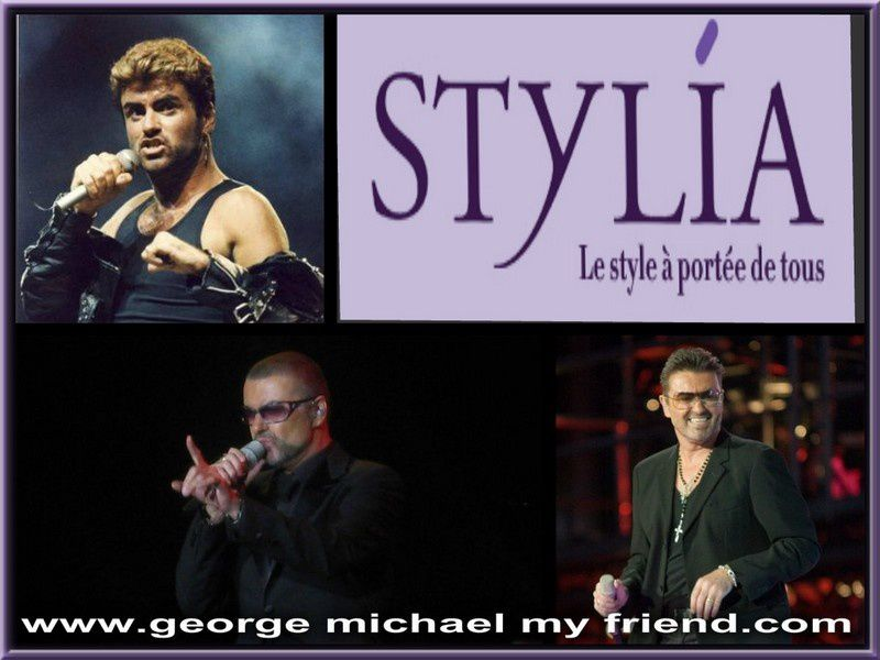 George Michael sur Stylia Tv !!