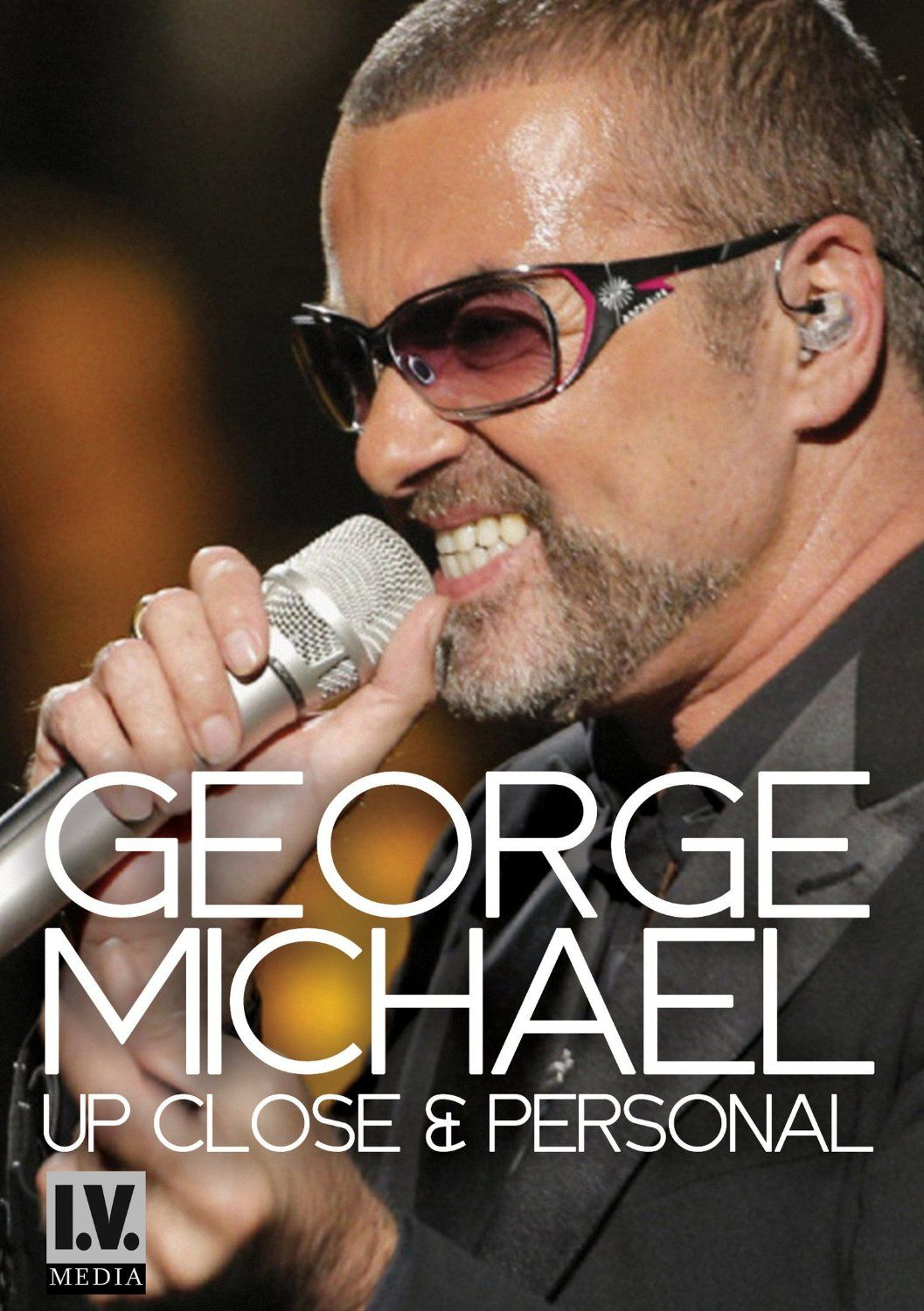 Up Close & Personal with George Michael !!