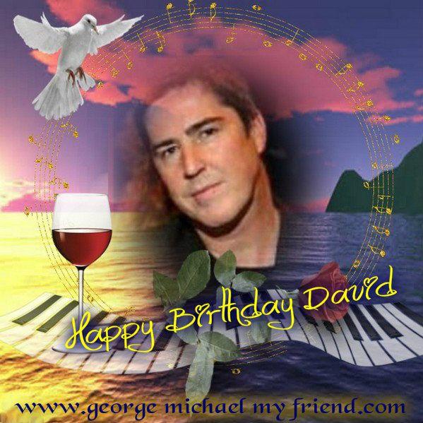 Happy Birthday David Austin !!