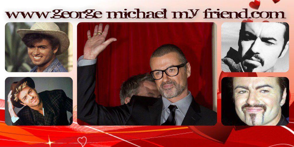Dans 1 mois....Happy Birthday pour George Michael !!