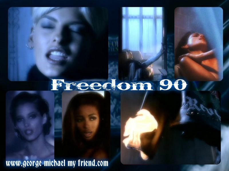 Listen Without Prejudice 25th - Freedom 90 !!