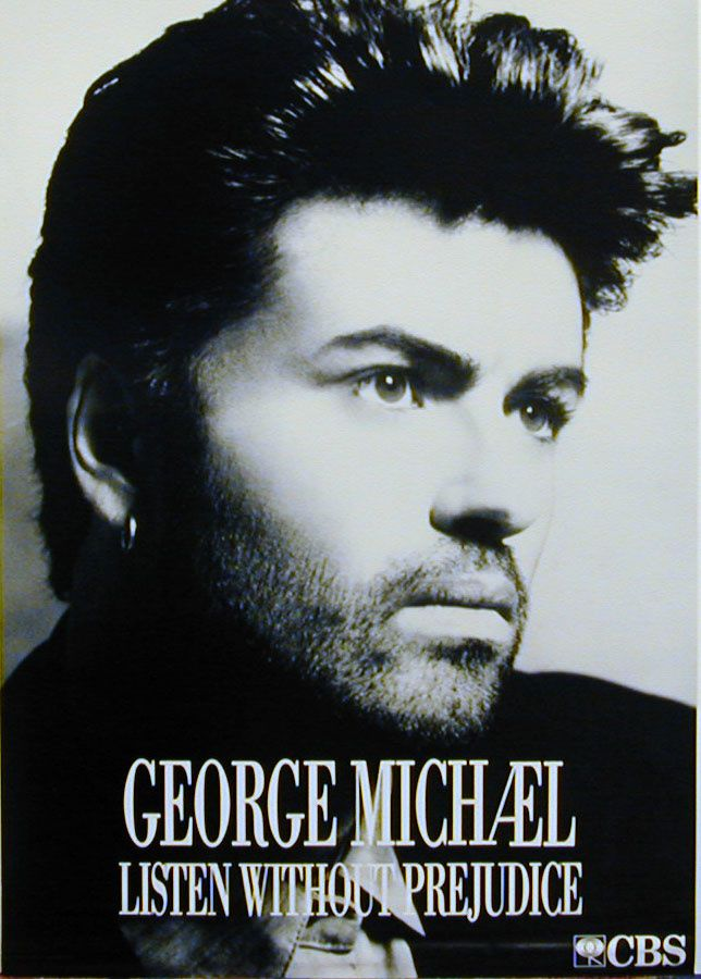 George Michael réédition Listen Without Prejudice reportée !!