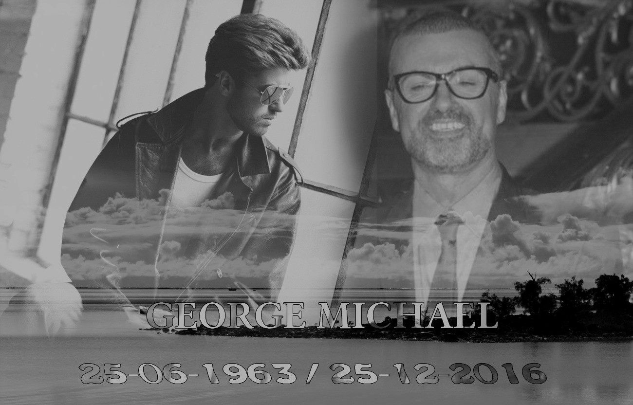 Good Bye Mr. George Michael  !!