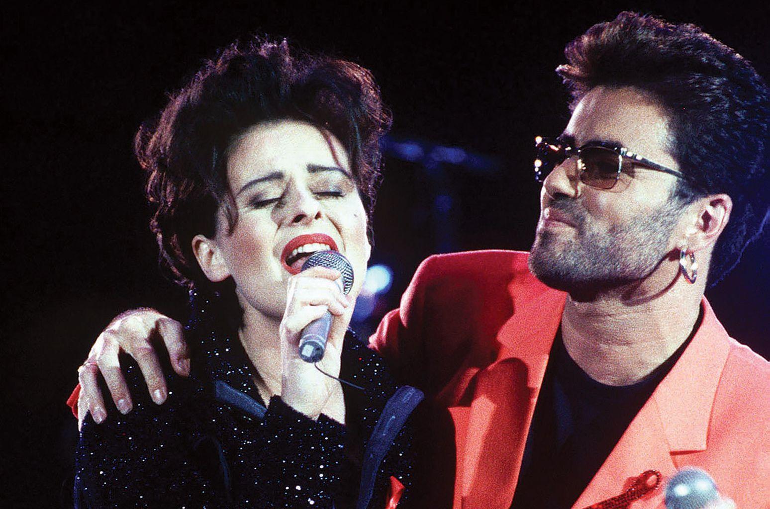 Lisa Stansfield se souvient de George Michael !!