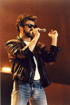 GEORGE MICHAEL INTERVIEW 3 JUIN 1988 PARIS MATCH !!  ( partie 2 )