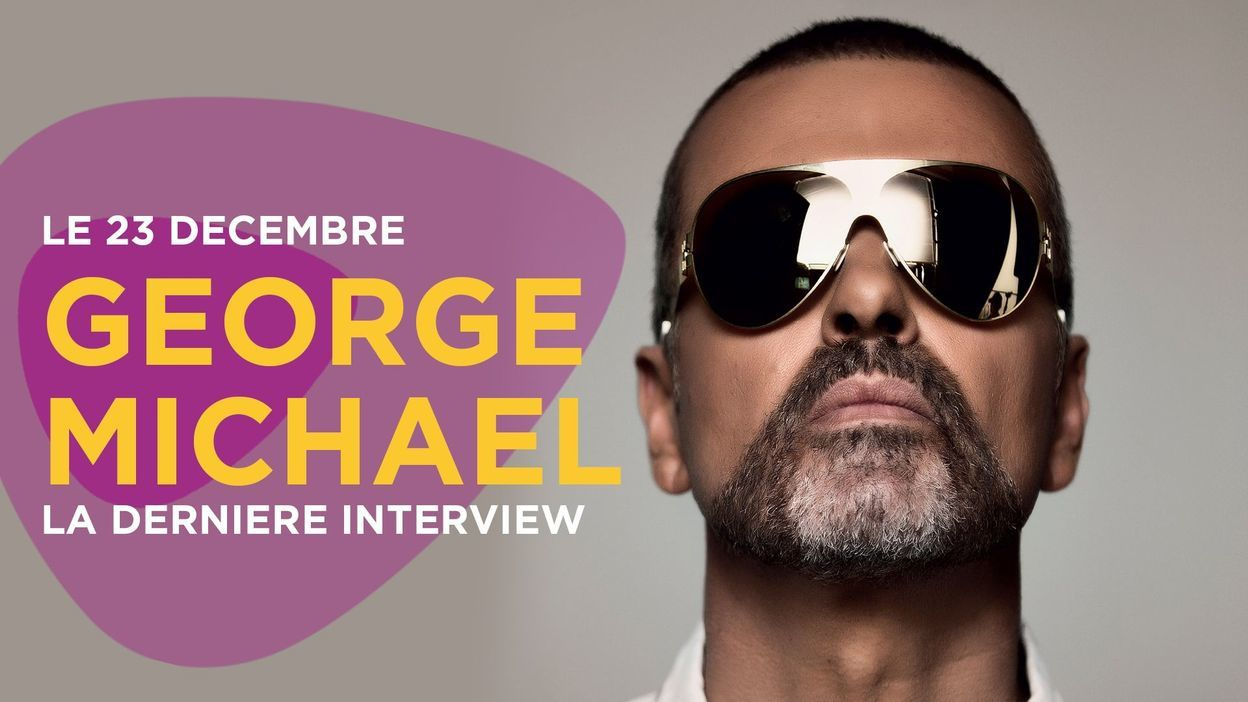GEORGE MICHAEL LA DERNIERE INTERVIEW SUR CLASSIC 21 !!