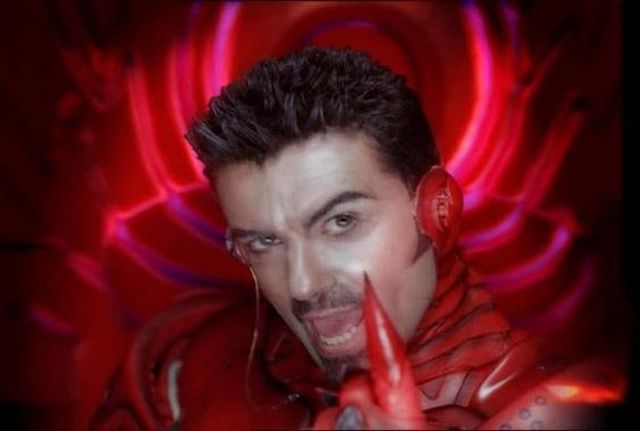 GEORGE MICHAEL - FREEK, LA CENSURE DE SON CLIP !!