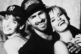 GEORGE MICHAEL - ( TIMIDE ) SELON CHRISTY TURLINGTON !!