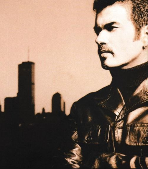 GEORGE MICHAEL - SONGS FROM THE LAST CENTURY -  AVEC UNE INTERVIEW !!