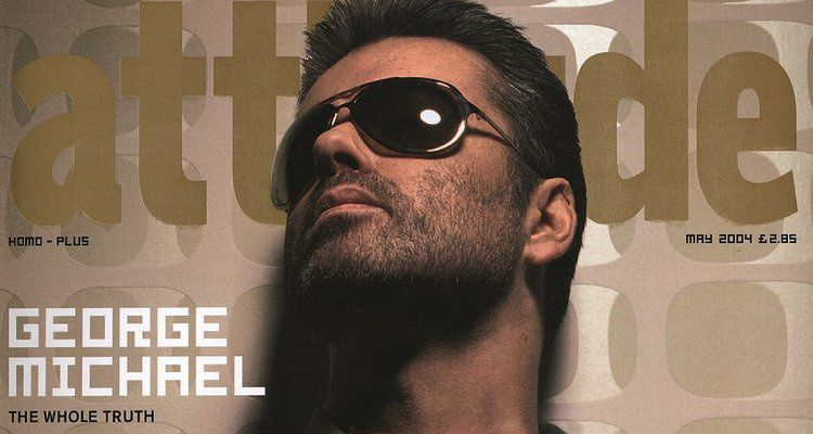 GEORGE MICHAEL - INTERVIEW ATTITUDE 2004 - PARTIE 1 !!