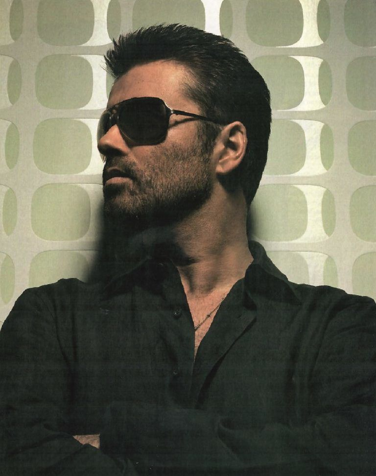GEORGE MICHAEL - INTERVIEW ATTITUDE 2004 - PARTIE 4 !!