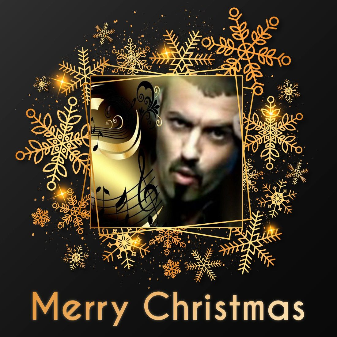 GEORGE MICHAEL - CHRISTMAS DAY - J - 2 !!