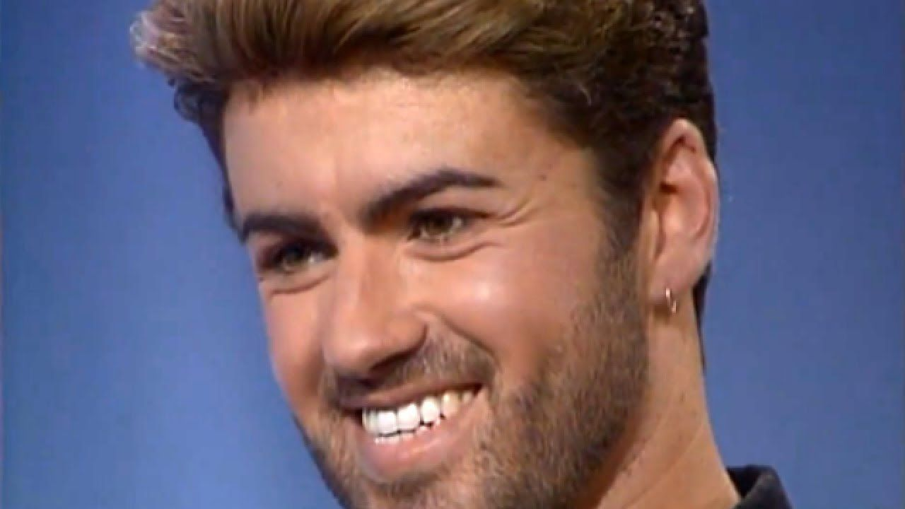 GEORGE MICHAEL - LES MOTS DE GEORGE MICHAEL DANS SMASH HITS  1987 !!