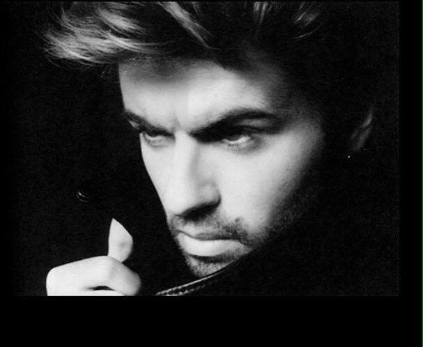 GEORGE MICHAEL - GEORGE MICHAEL PARLE DE SOMETHING TO SAVE - COMBOYS AND ANGELS - WAITING FOR THAT DAY !!