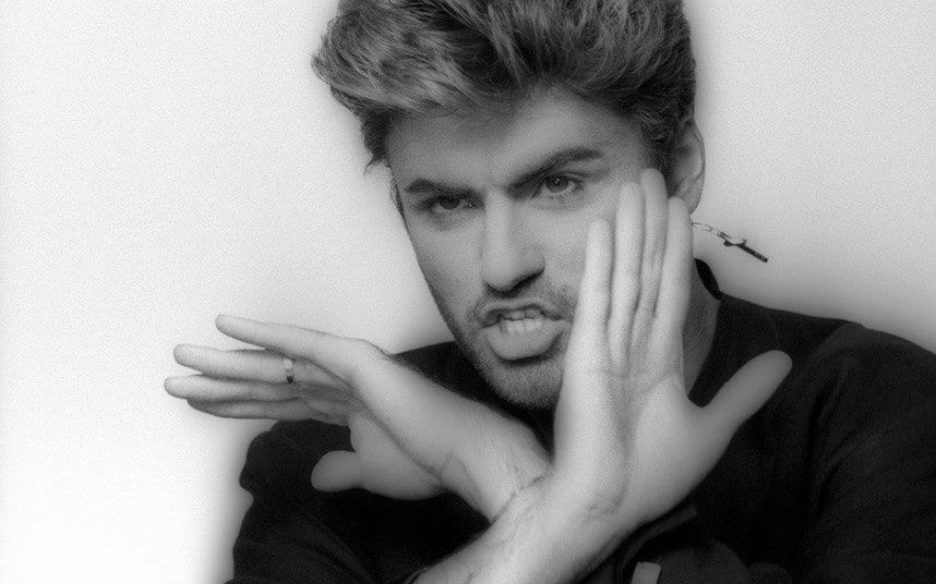 GEORGE MICHAEL - NO SEX PLEASE - GEORGE MICHAEL INTERVIEW 1987 AVEC SKY !!
