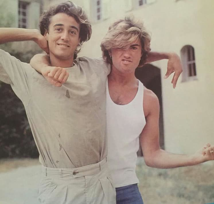 GEORGE MICHAEL - LA REINE ELISABETH ETAIT SECRETEMENT FAN DE WHAM!!