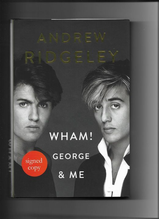 GEORGE MICHAEL - WHAM! GEORGE & ME - THE LONG GOOBYE !!