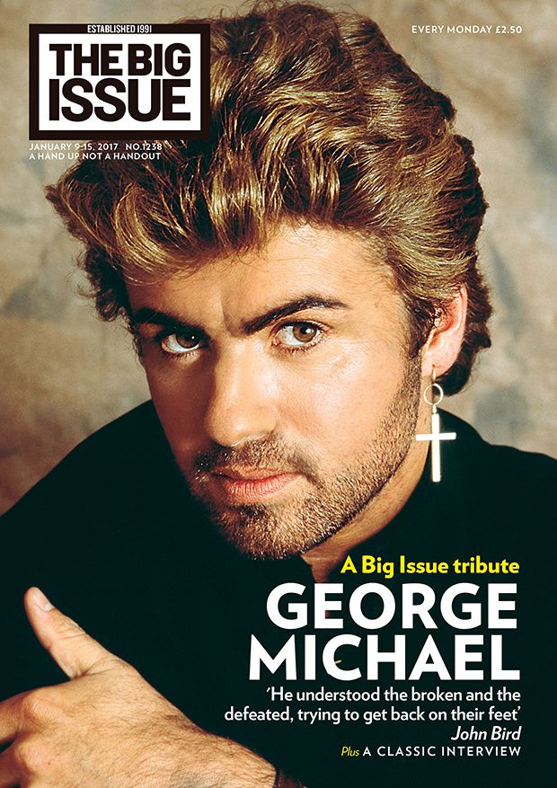 GEORGE MICHAEL - JOHN BIRD ET GEORGE MICHAEL UNE RELATION UNIQUE ET SPECIALE !!