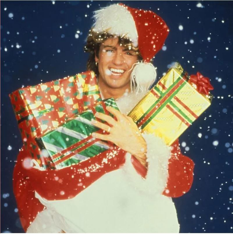 GEORGE MICHAEL - MERRY CHRISTMAS 2019 - MESSAGE FROM GEORGE'S FAMILY !!