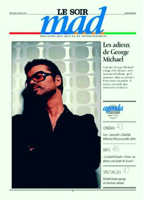 GEORGE MICHAEL - GEORGE DEMI-DIEU DE LA MYTHOLOGIE POP !!