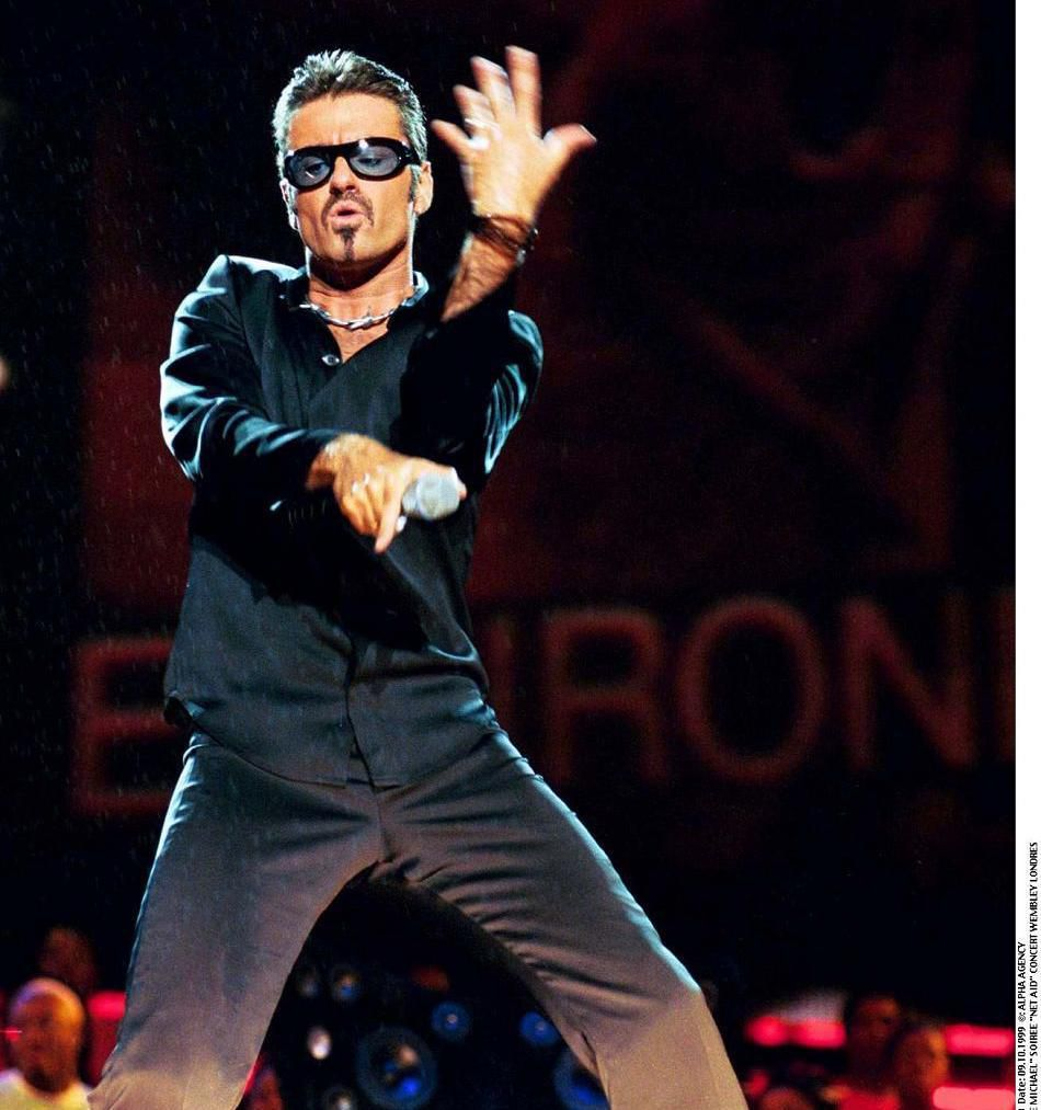 GEORGE MICHAEL - GEORGE ON GEORGE - HIS SOLO YEARS - !!