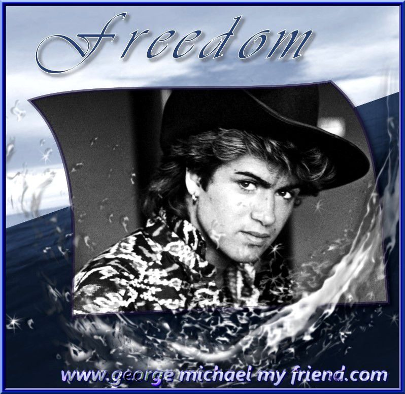 GEORGE MICHAEL - NOUS CONTINUONS LE MOIS SPECIAL AVEC FREEDOM'90 !!