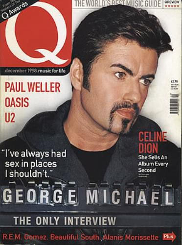 GEORGE MICHAEL - L'INTERVIEW HONNÊTE DE GEORGE MICHAEL !!