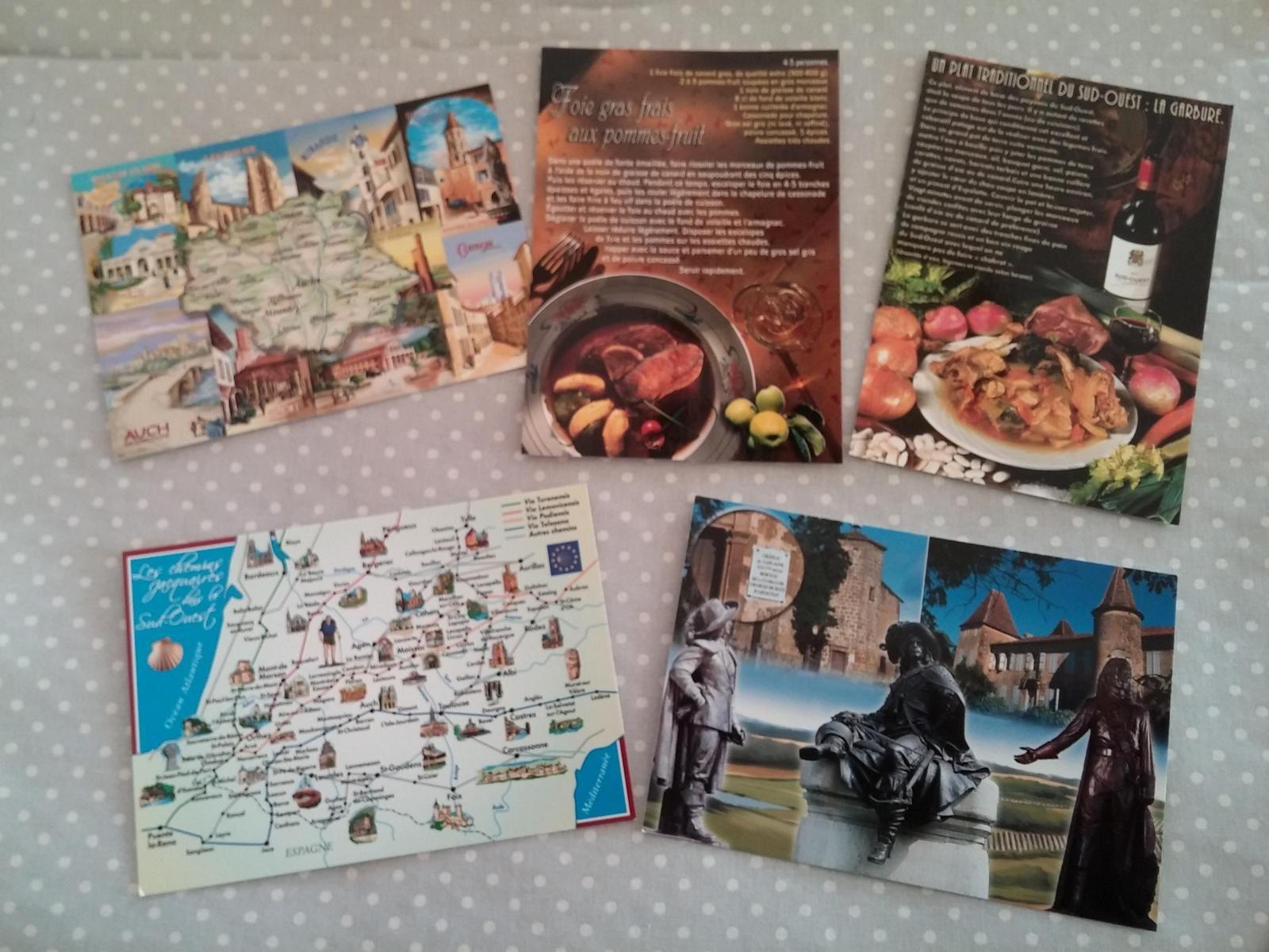Cartes postales ...29