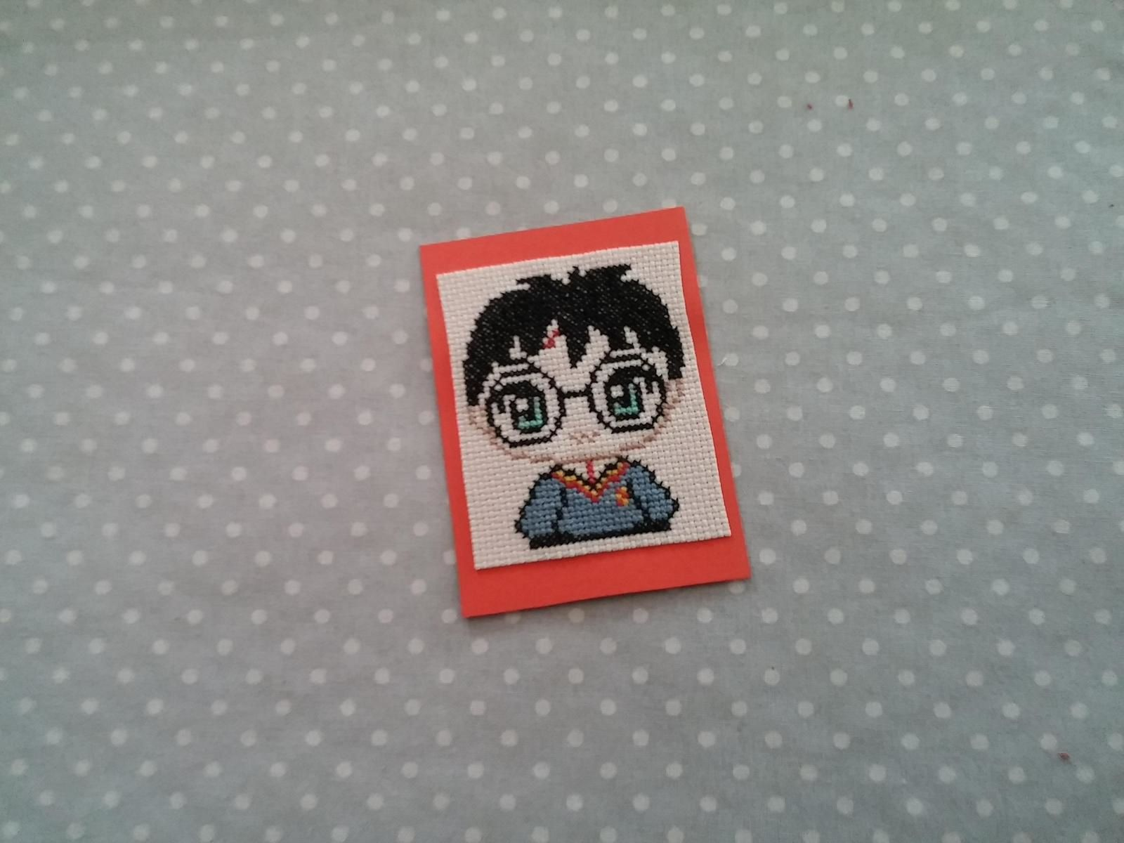 ATC Harry potter....