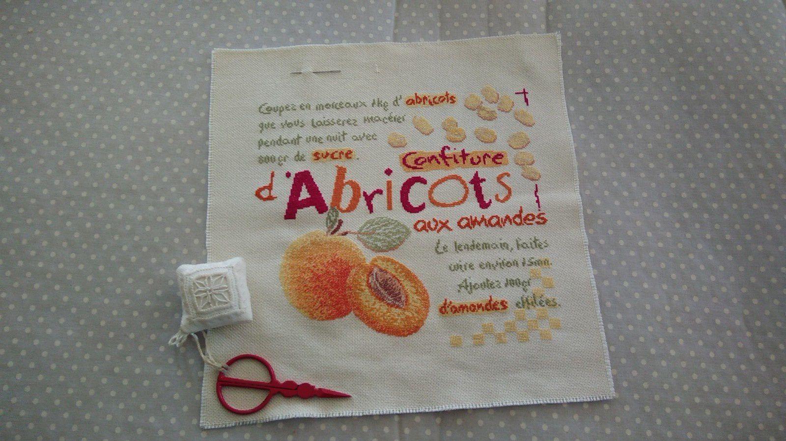 LLP confiture d'abricots.....8
