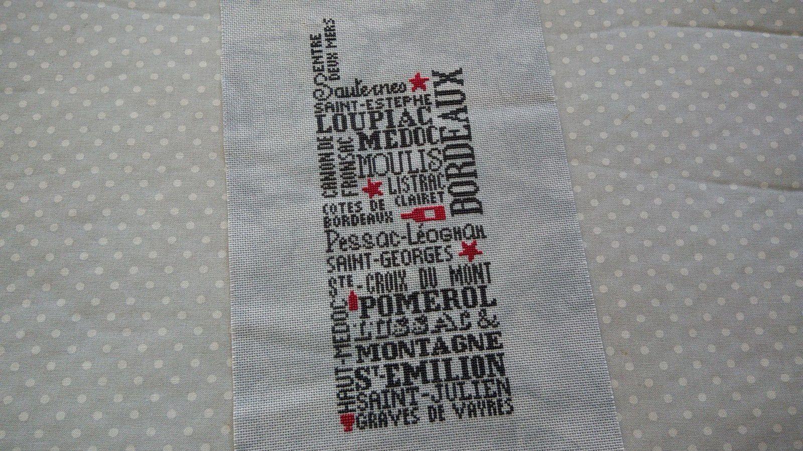 Les vins de Bordeaux...10