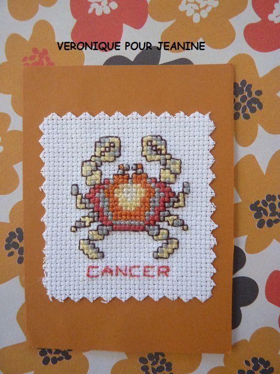 ATC signe du zodiaque.....cancer