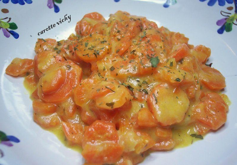 carotte vichy