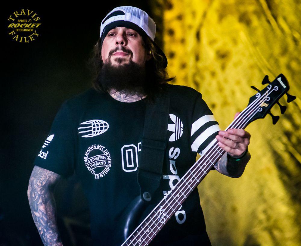 Reginald Arvizu, Korn - Rocket Sports & Entertainment Network