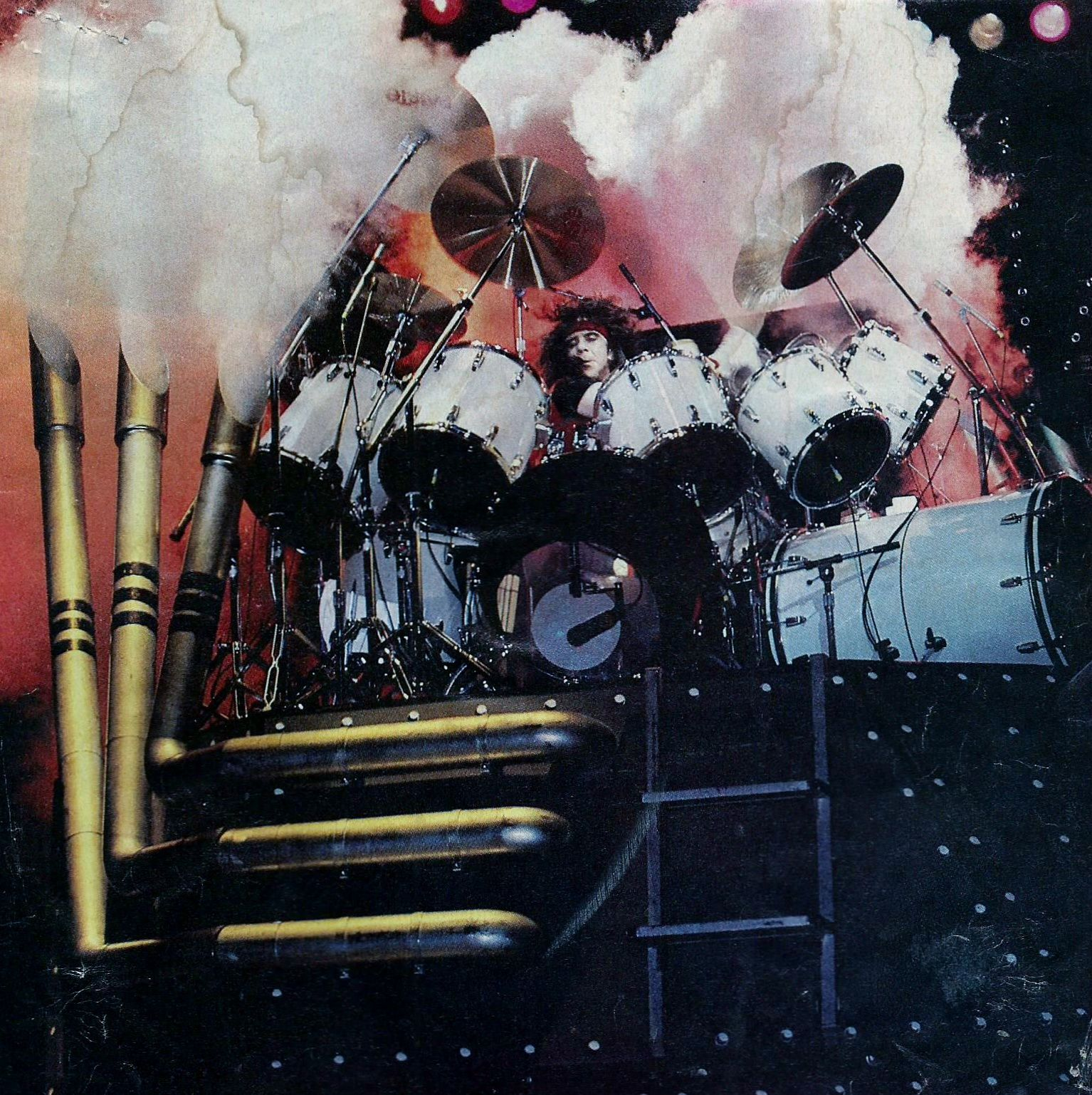 Eric Carr, KISS (solo)