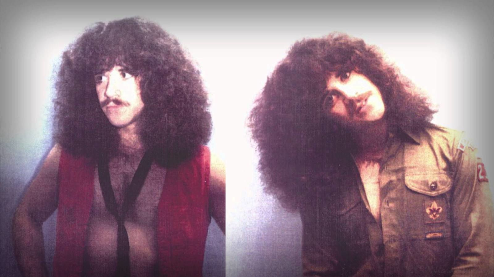 Eric Carr, KISS (16 years old)