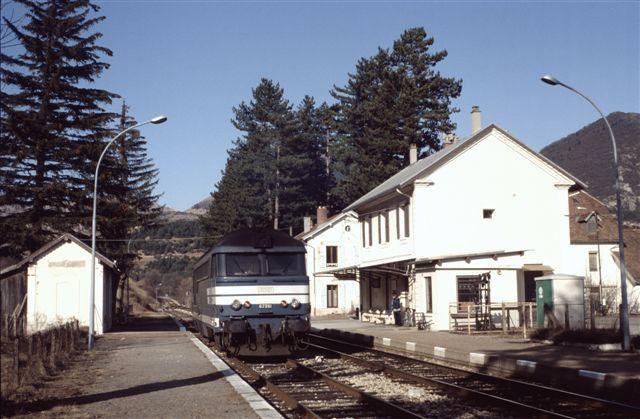Les locomotives diesels BB 67000