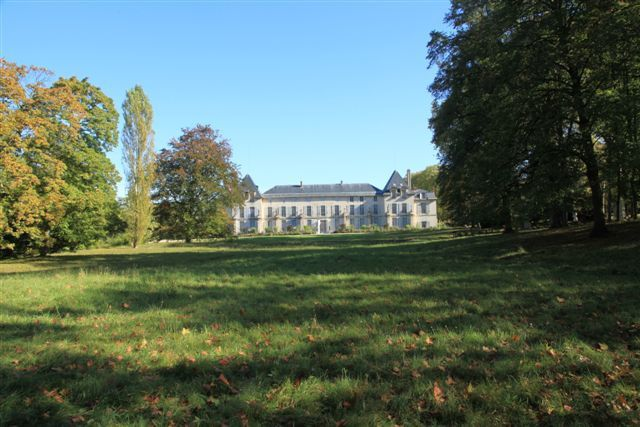 Parc et château de Malmaison