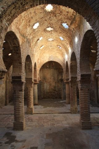 Ronda : les bains arabes