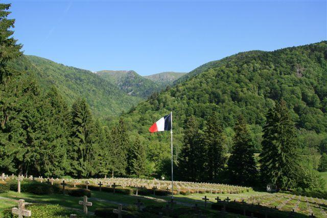 Randonnée de 3 jours dans les Vosges sur le GR 5