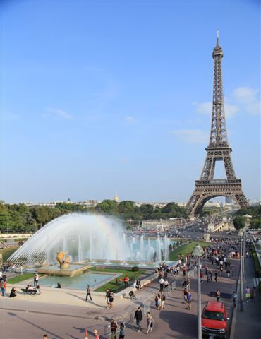 Fontaine Trocadero