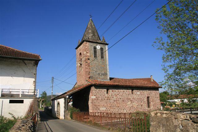Saint-Jean le Vieux : Sainte Madeleine de Beigbeder